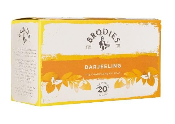 Brodies Darjeeling Tea Bags