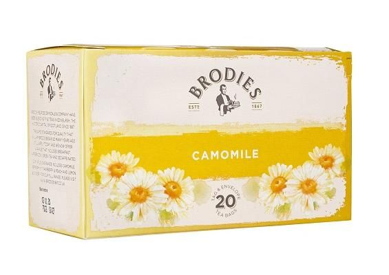 Brodies Camomile Tea Bags
