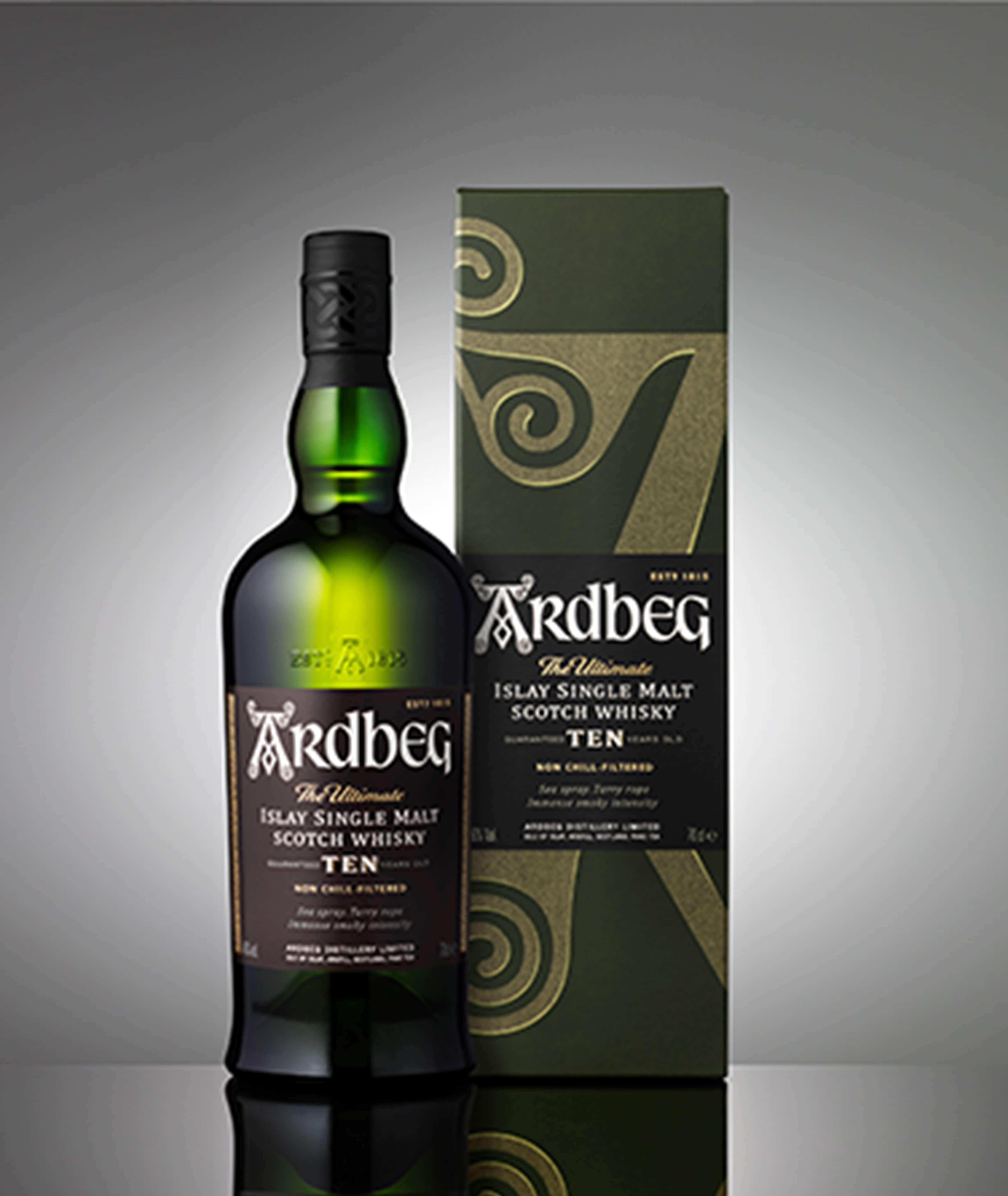 Ardbeg Single Malt Whisky