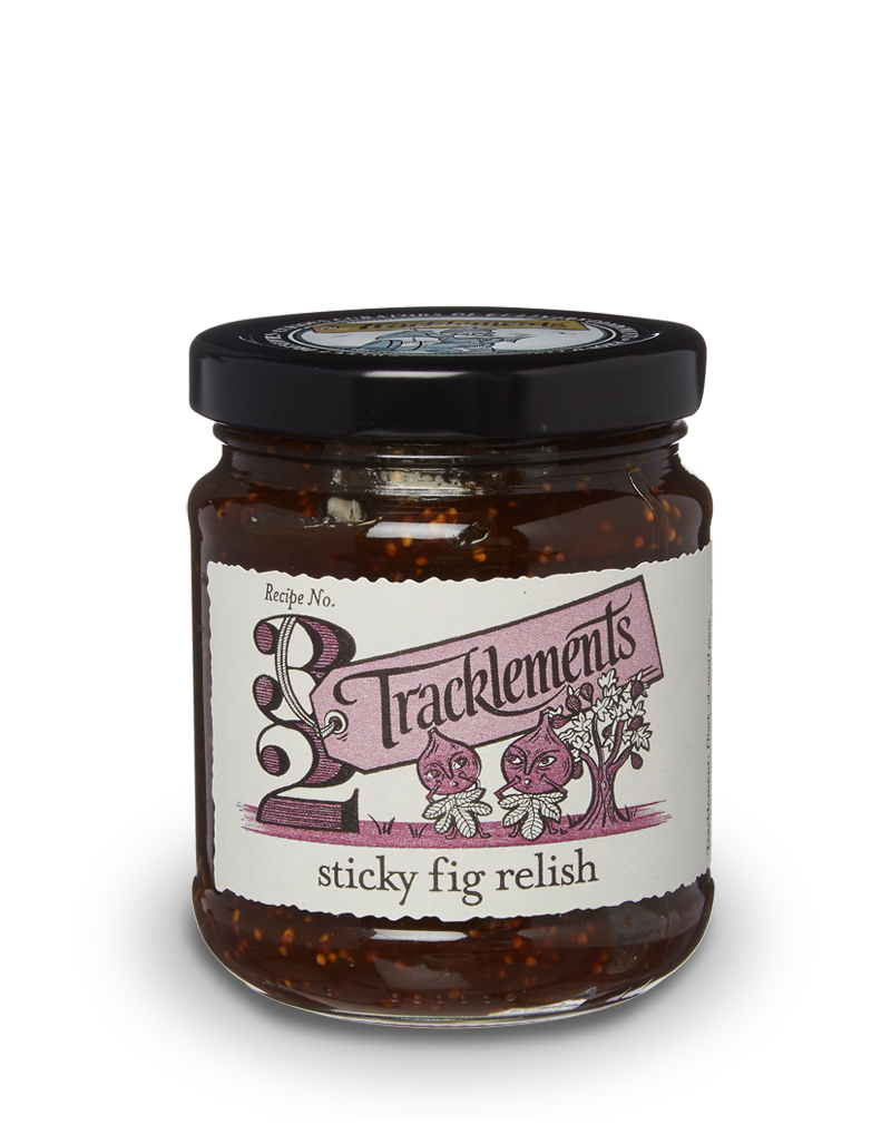 Tracklements Fig Relish
