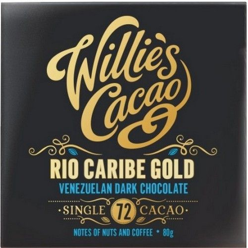 Willie's Cacao Venezuelan 72 Rio Caribe