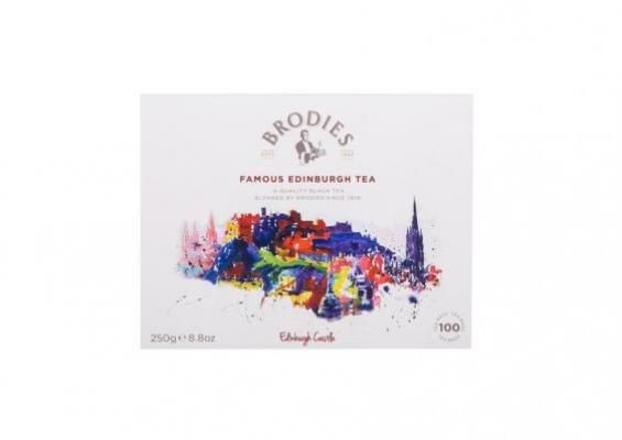 Brodies Famous Edinburgh Teabags