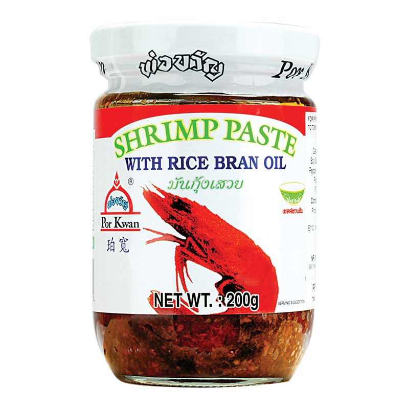 Por Kwan Shrimp Paste