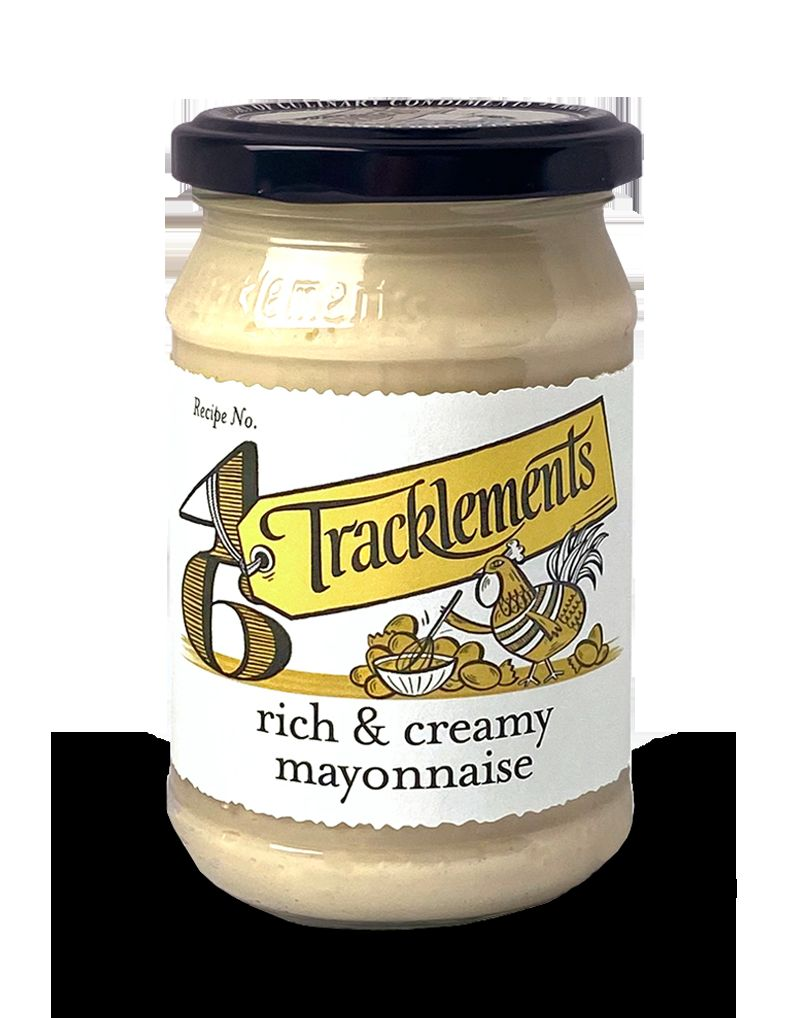 Tracklements Rich & Creamy Mayonnaise Mayonnaise