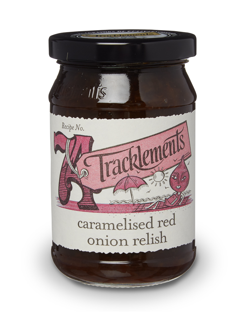 Track Caramelised Red Onion Relish