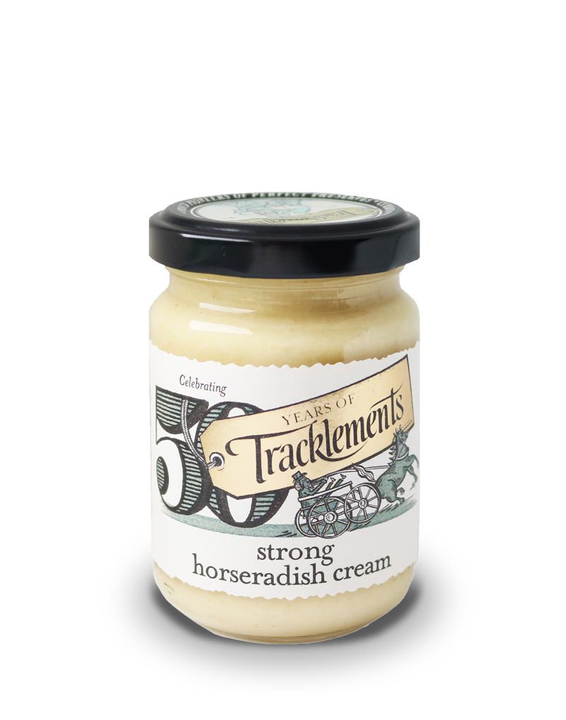 Tracklements Strong Horseradish Cream