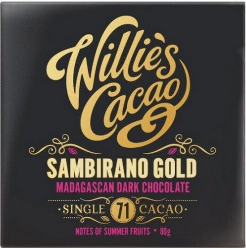 Willie's Cacoa Madagascan 71 Sambirano