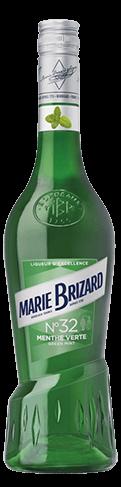 Brizard Creme de Menthe