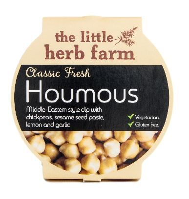 Little Herb Fresh Houmous