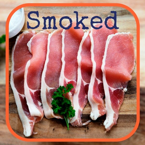 Puddledub Smoked Back Bacon