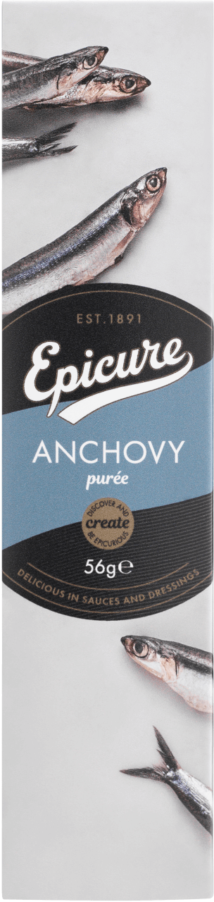Epicure Anchovy Puree Pastes & Purees