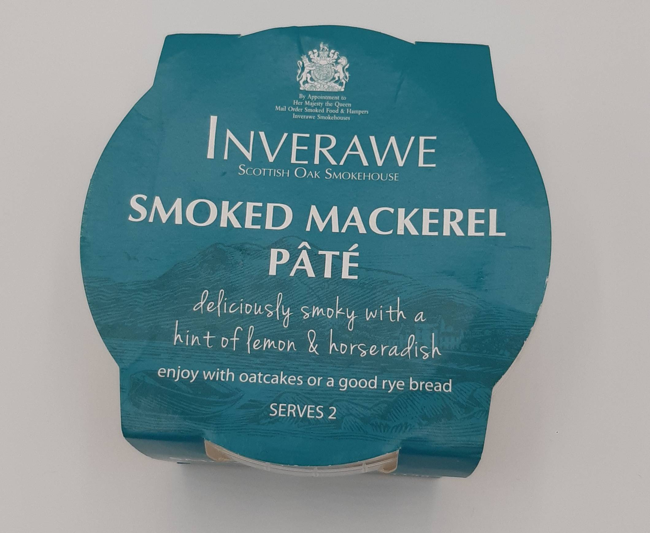 Inverawe Smoked Mackerel Pate