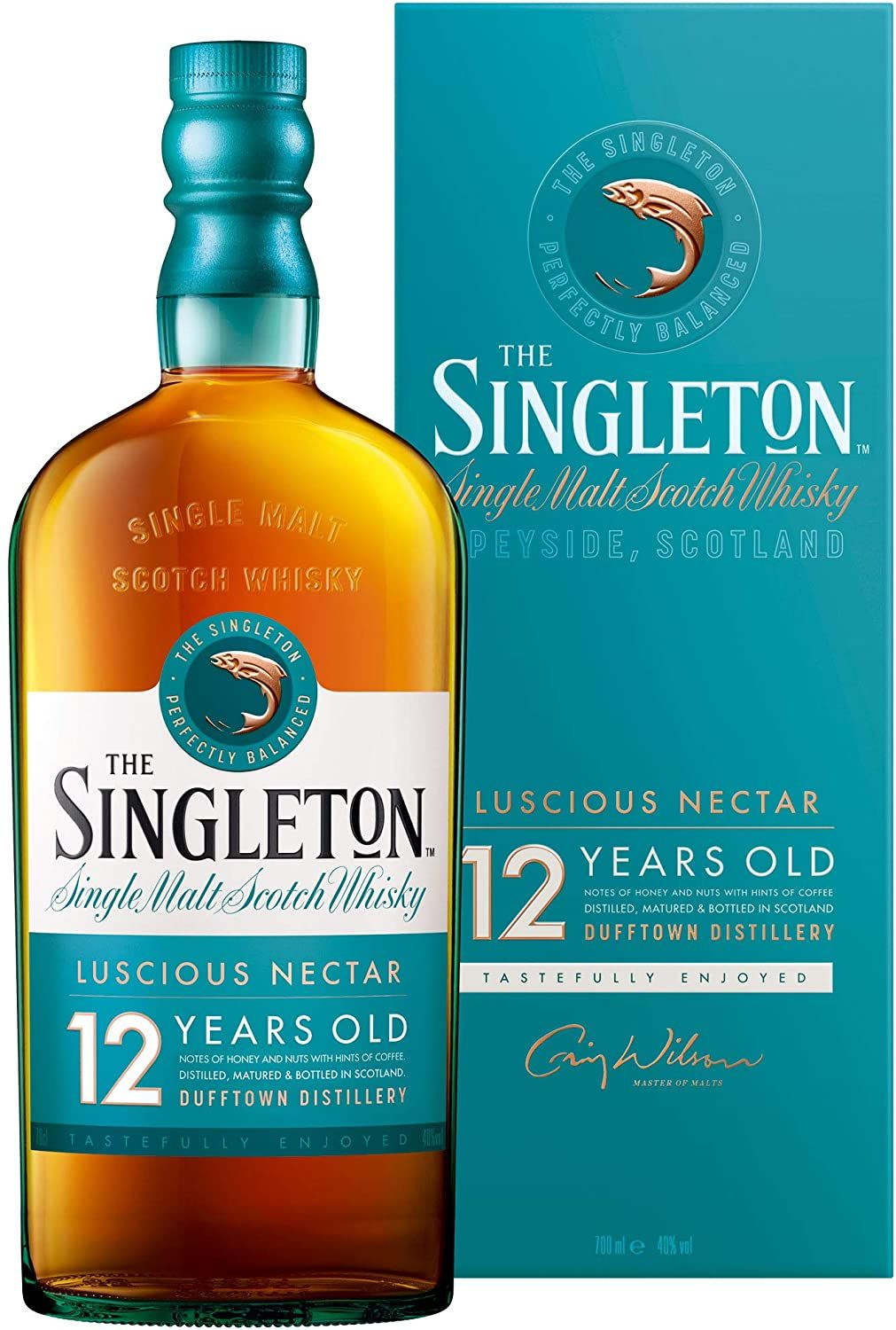 Singleton of Dufftown 12YO Malt