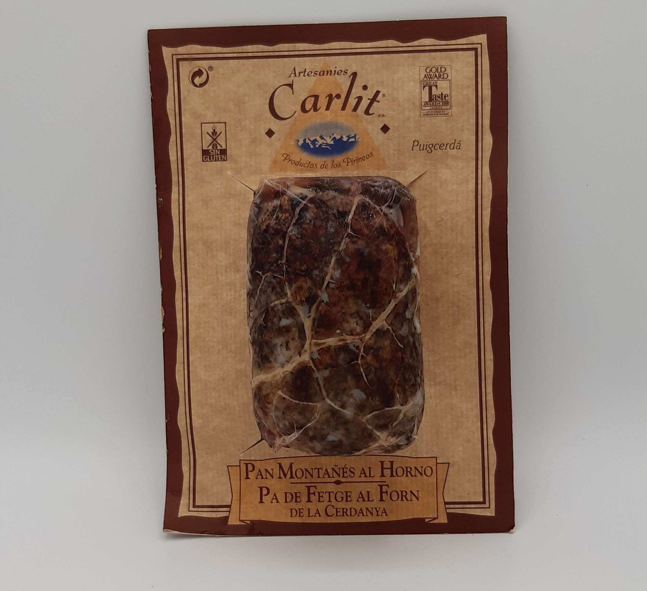 Carlit Pyrenean Coarse Country Pate