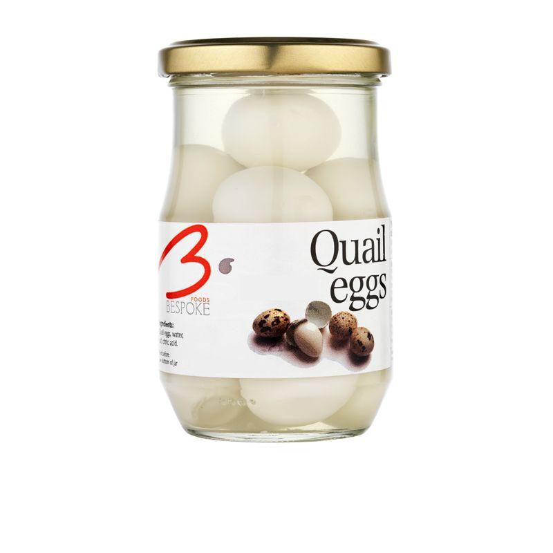 Bespoke Quail Eggs