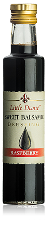 Little Doone Sweet Raspberry Balsamic Dressings & Marinade