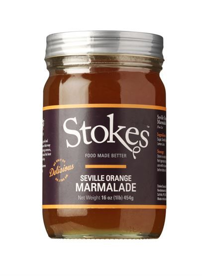 Stokes Seville Orange Marmalade