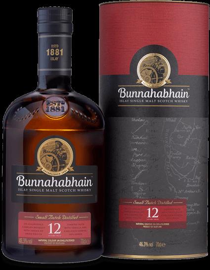 Bunnahabhain 12YO Malt