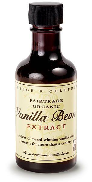 Taylor & Colledge Vanilla Extract