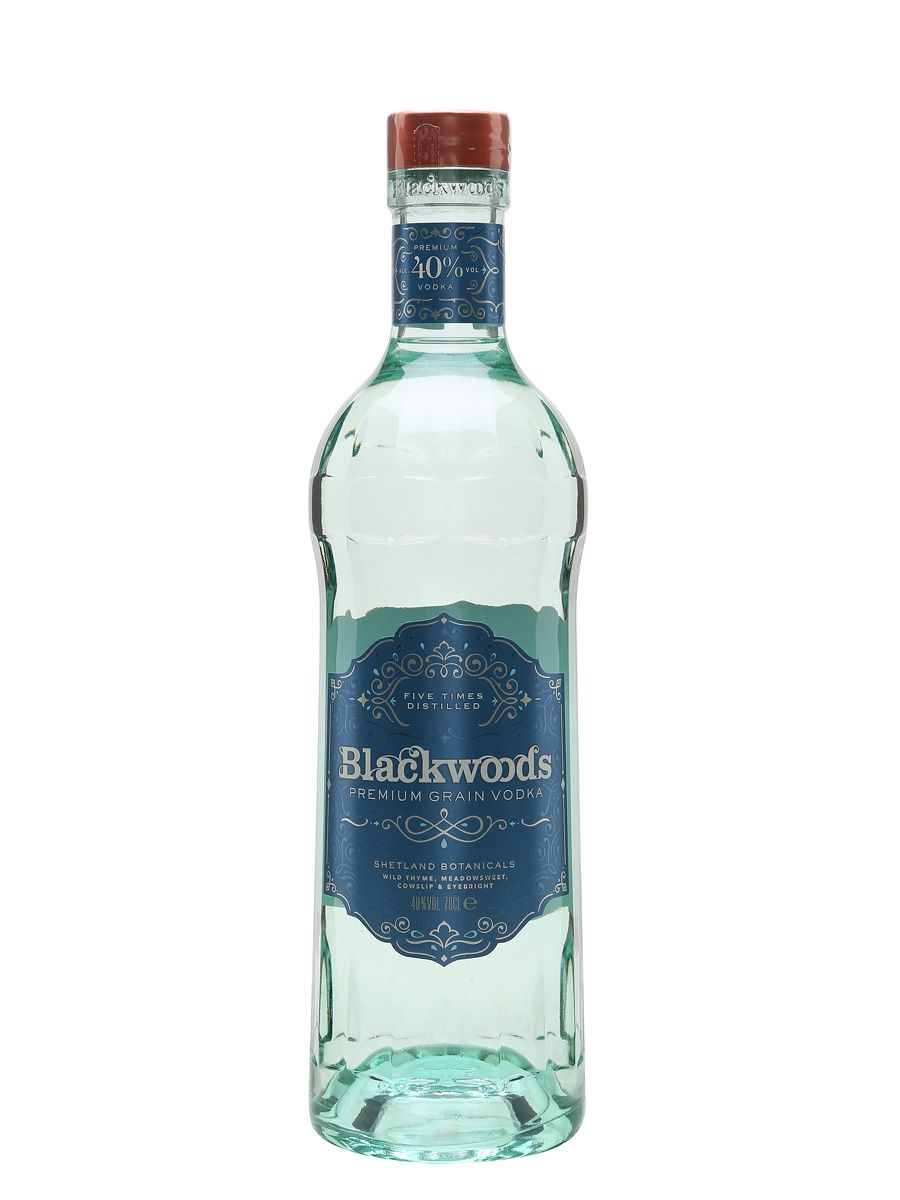 Blackwoods Vodka