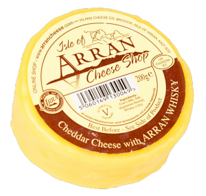 Arran Islander Cheese (Whisky)