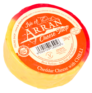 Arran Chilli Cheese Hard