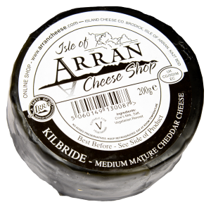 Arran Kilbride Cheese(plain) Hard