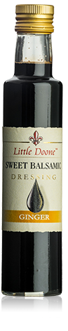 Little Doone Ginger Balsamic Dressings & Marinade