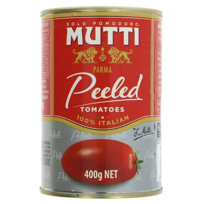 Mutti Tinned Tomatoes