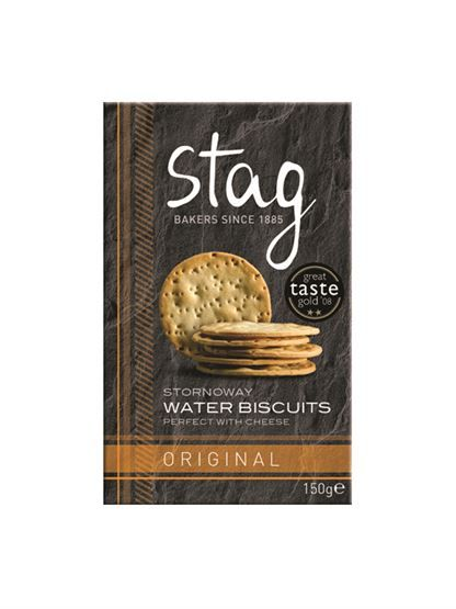 Stag Bakery Water Biscuits