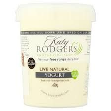 Katy Rodgers Natural Yoghurt