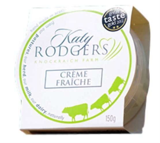 Katy Rodgers Creme Fraiche Dairy