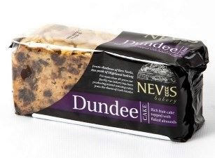 Nevis Dundee Cake
