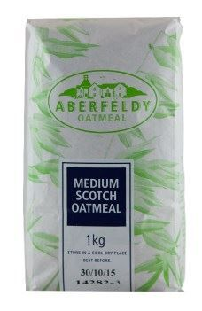 Aberfeldy Medium Oatmeal Breakfast Cereals
