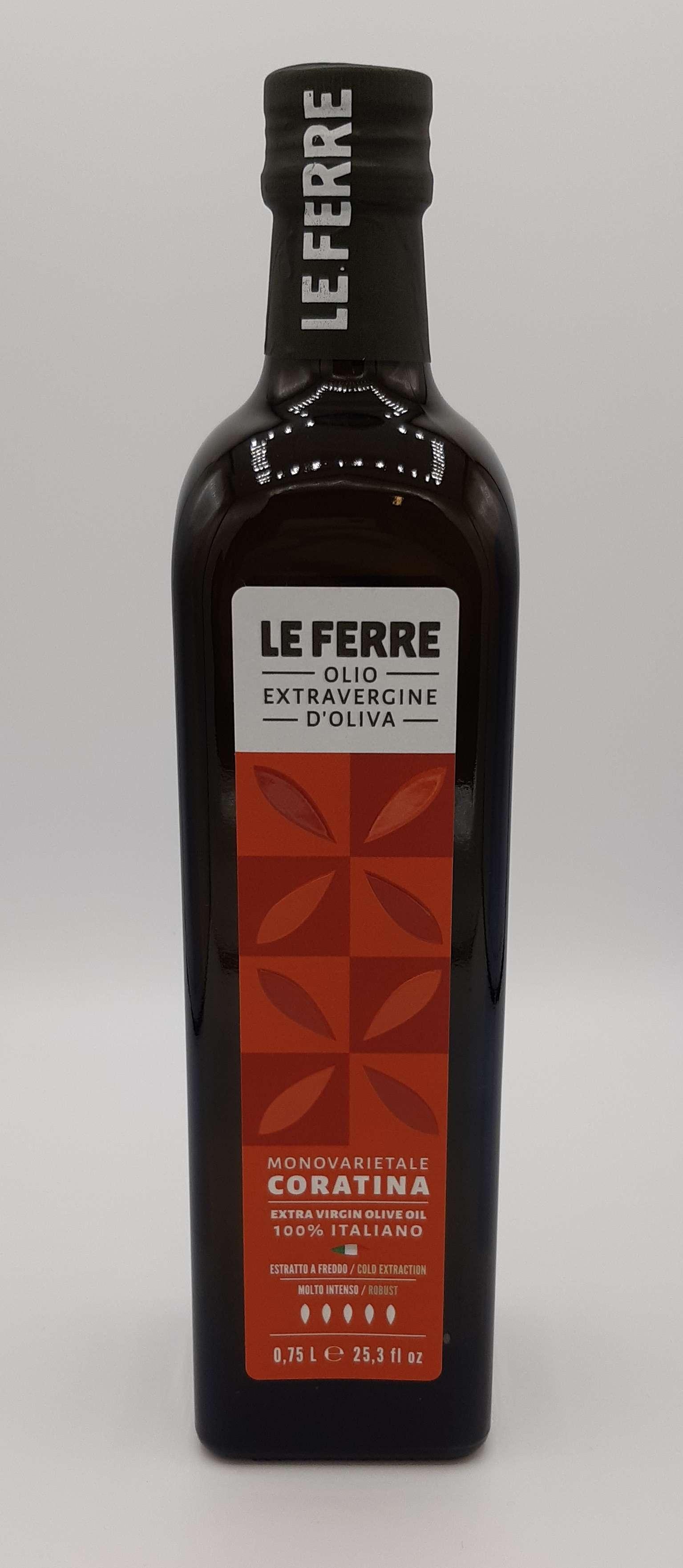 La Ferre Coratina EV Olive Oil