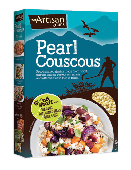 Artisan Grains Pearl Couscous