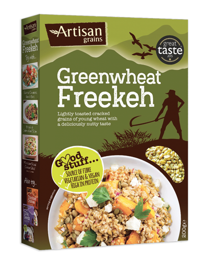 Artisan Grains Freekeh