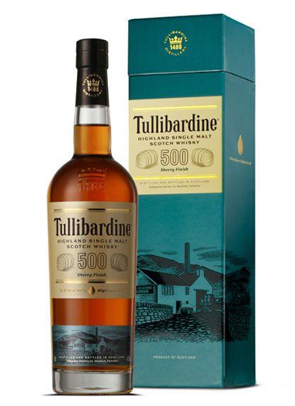 Tullibardine 500 Sherry Finish Single Ma Whisky