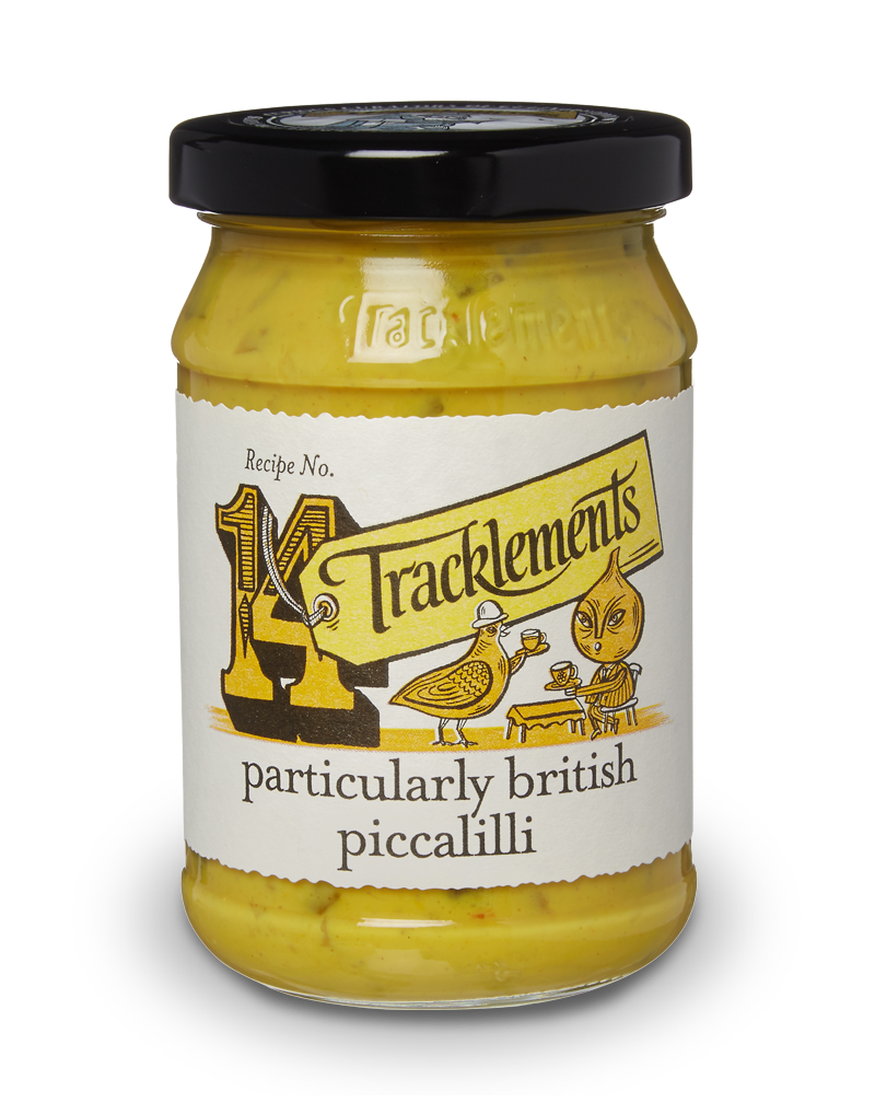 Tracklements Piccalilli Chutneys & Relishes
