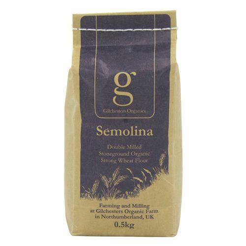 Gilchester Semolina Flour