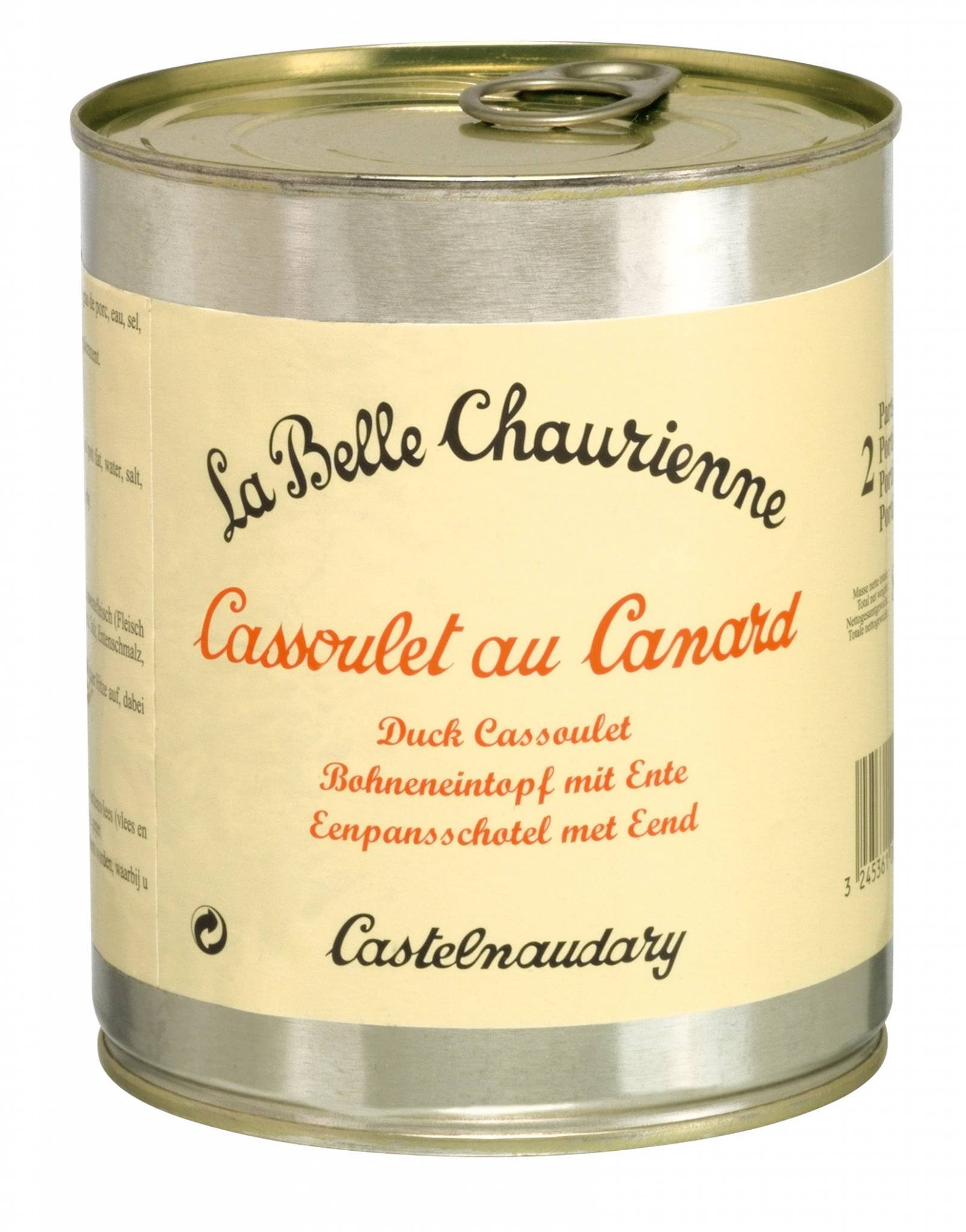 La Belle Chaurienne Duck Cassoulet French Gourmet