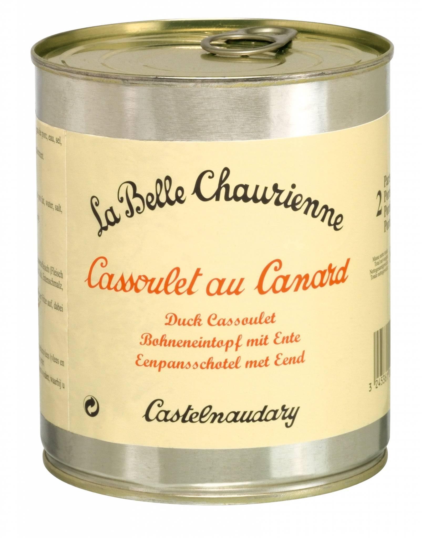La Belle Chaurienne Duck Cassoulet