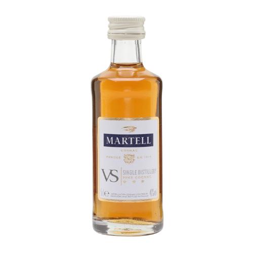 Martell Cognac Miniature