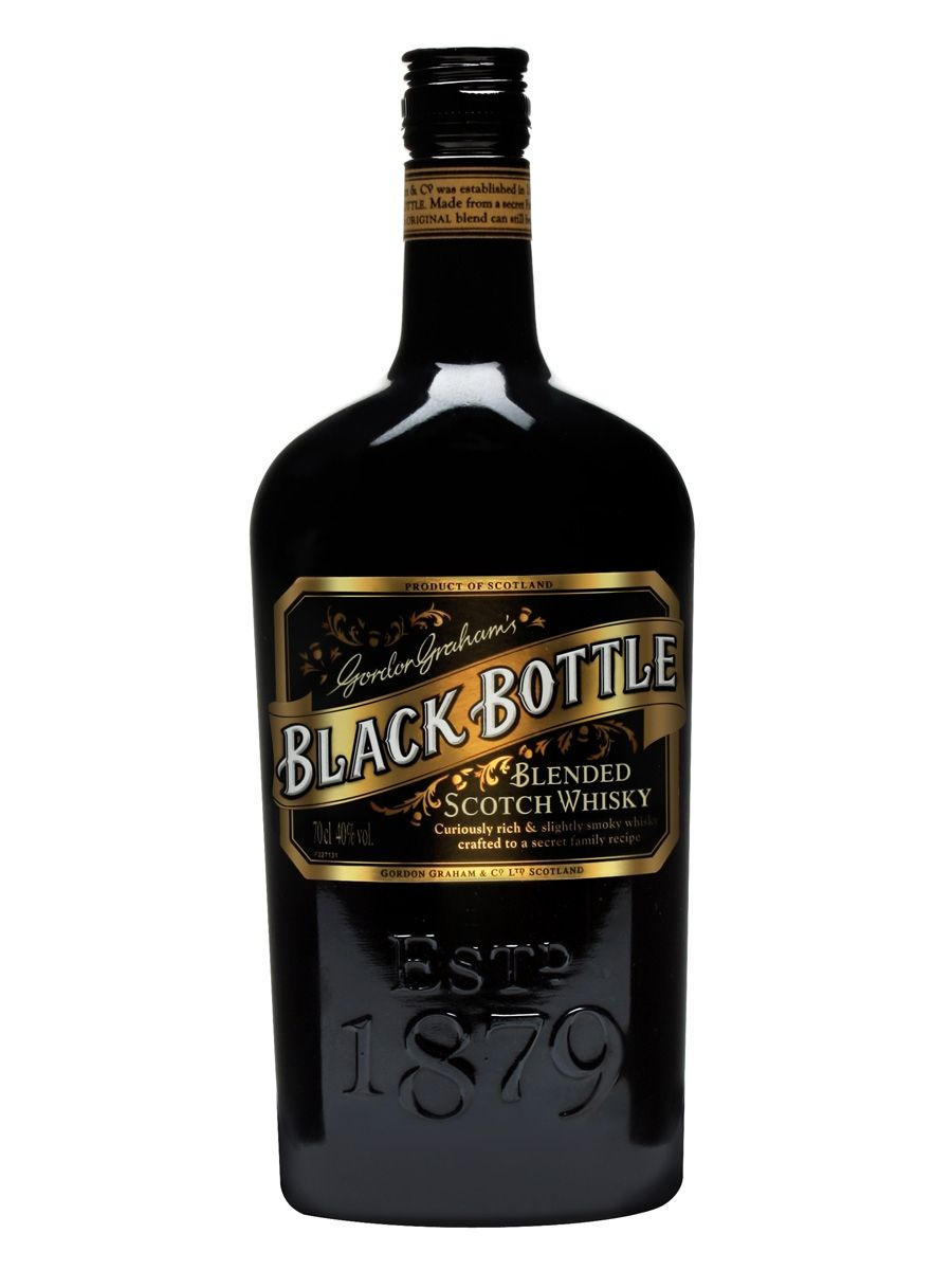Black Bottle Blended Whisky Whisky