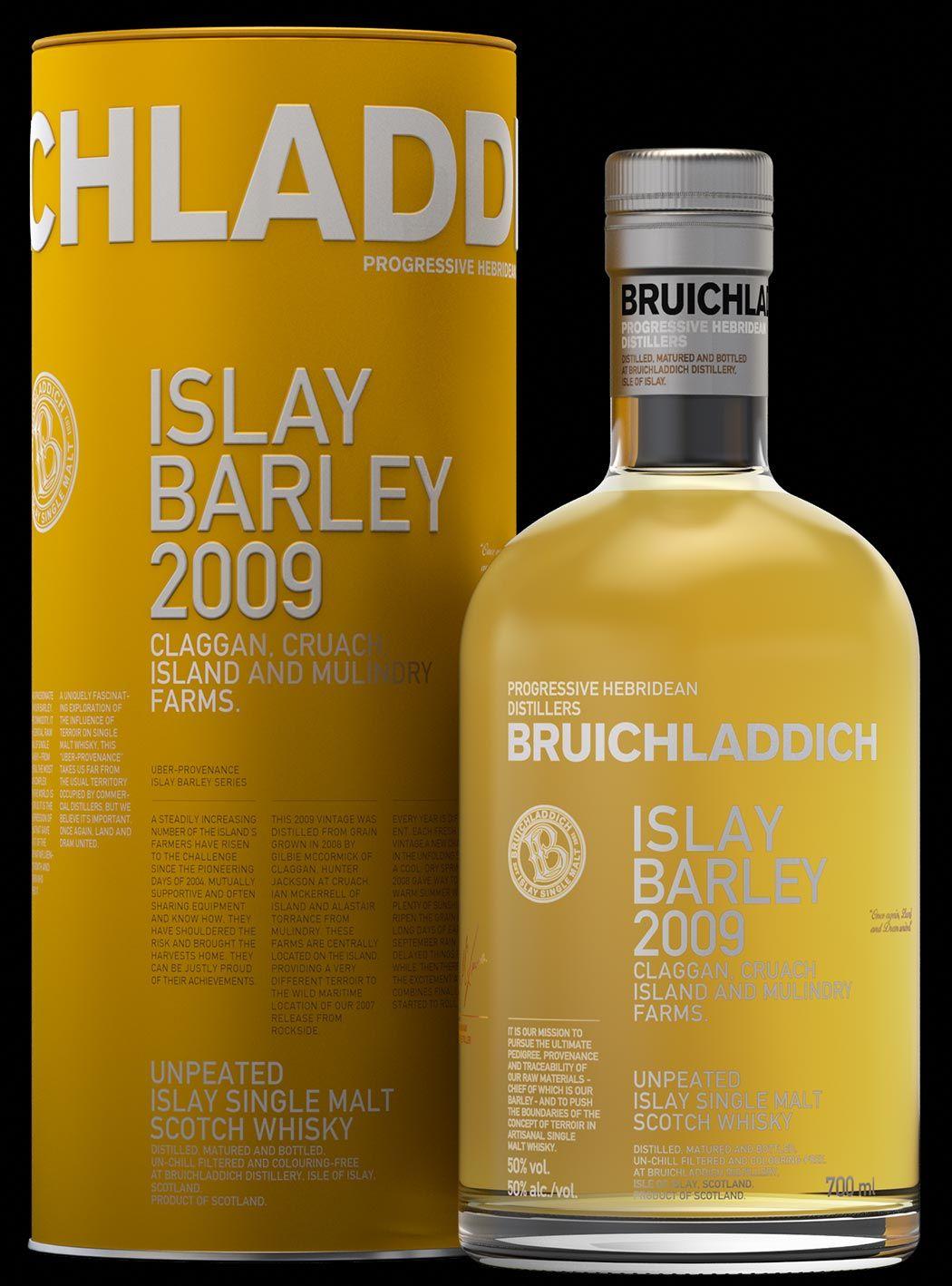 Bruichladdich Islay Barley 2010 Whisky