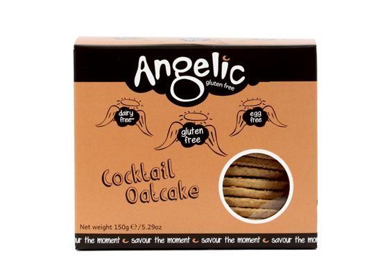 Angelic Cocktail Oatcakes
