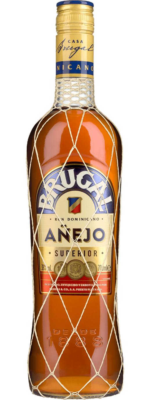 Brugal Anejo Superior Golden Rum