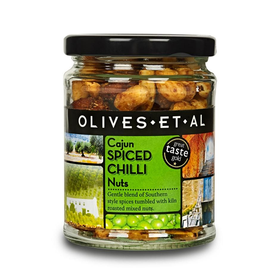 Olives et Al Cajun Spiced Chilli Nuts