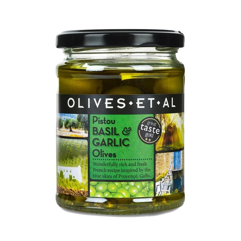 Olives et Al Pistou Olives