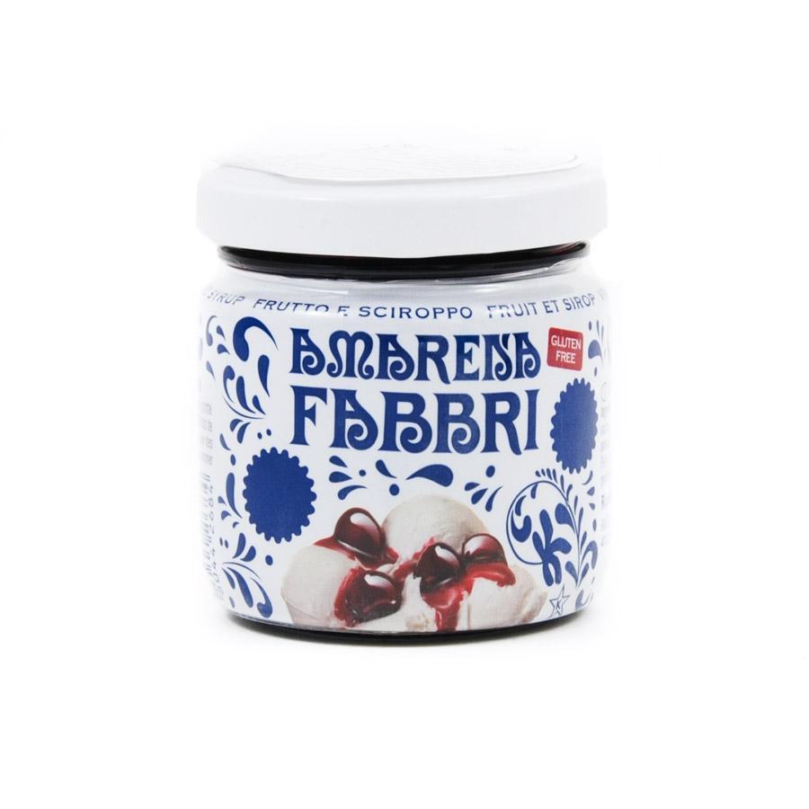 Fabbri Amarena Cherries 120g